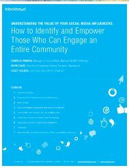 How to Identify and Empower Those Who Can Engage an Entire ...