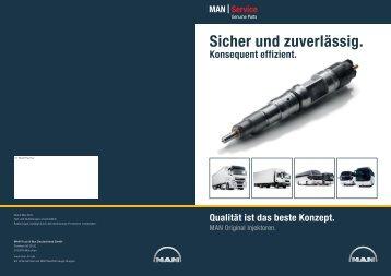 Sicher und zuverlässig. - MAN Truck & Bus Deutschland