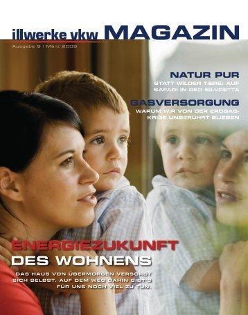 MAGAZIN - Vorarlberger Kraftwerke AG