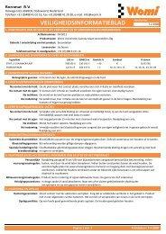 MSDS - Womi NL zonder pagina-einden - PartsPoint