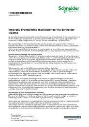 Download som PDF - Schneider Electric