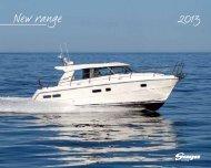 New range 2013 - Saga Boats