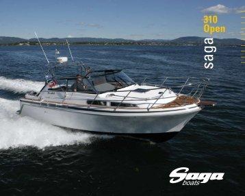 310 Open - Saga Boats
