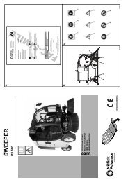 FACA AAC AC-SIMILE LE - Nilfisk PARTS - Nilfisk-Advance