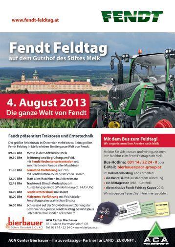 Fendt Feldtag 2013 Busfahrt Infoblatt Center.indd - Fendt Bierbauer