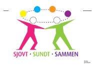 Sjovt & Sundt - sammen - DIx