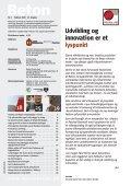 Forskalling i udvikling Smukke overflader med ... - Dansk Beton - Page 3