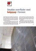Forskalling i udvikling Smukke overflader med ... - Dansk Beton - Page 4
