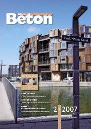 Download blad nr. 2-2007 som pdf - Dansk Beton