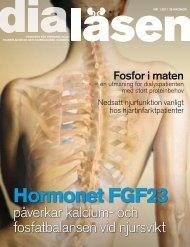 Hormonet FGF23 - Dialäsen