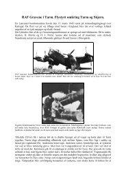 RAF gravene i Tarm - AirmenDK Allied Airmen - Allierede flyvere ...