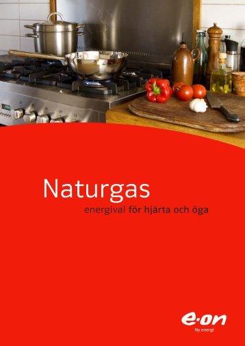 Naturgas - Energival för hjärta och öga - E.ON
