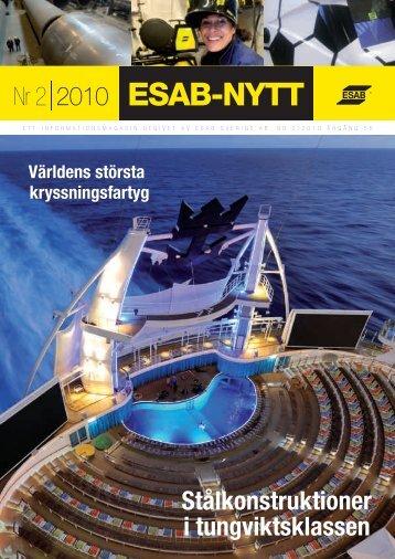 ESAB-NYTT