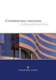 Commercieel vastgoed - Forum Real Estate