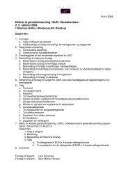 Referat af generalforsamling i BUPL Storkøbenhavn d. 9. oktober ...