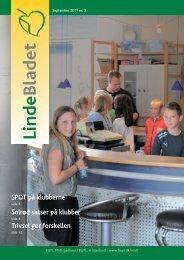 Lindebladet forside - Bupl