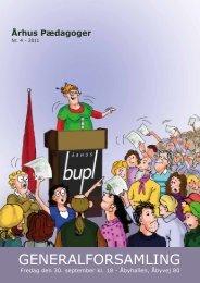 GENERALFORSAMLING - Bupl