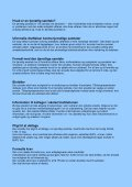 TJENSTLIGE SAMTALER - Bupl - Page 2