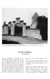 TUSE KIRKE - Danmarks Kirker