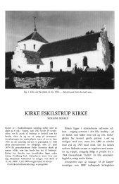 KIRKE ESKILSTRUP KIRKE - Danmarks Kirker
