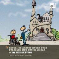 redelijke aanpassingen voor personen met een handicap in de ...