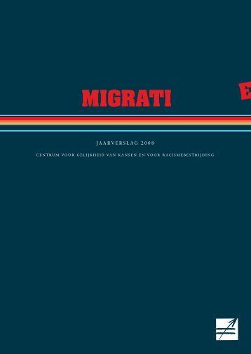 MIGRATIE-2009_def_nl - Centrum voor gelijkheid van kansen en ...