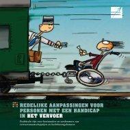 redelijke aanpassingen voor personen met een handicap in het ...