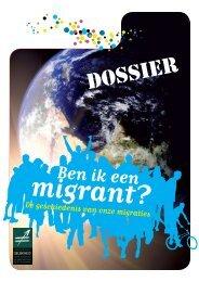Ben ik een migrant? De geschiedenis van onze migraties