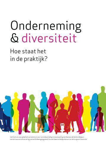 Onderneming diversiteit - Centrum voor gelijkheid van kansen en ...