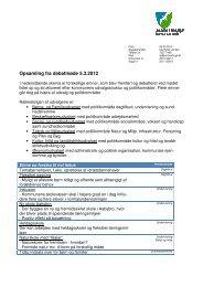 nye indsatser og handlinger - Jammerbugt Kommune