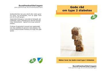 (Gode r\345d om type 2 diabetes) - Jammerbugt Kommune
