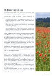 HHP11 RET 11 Naturbeskyttelse.pdf - Jammerbugt Kommune