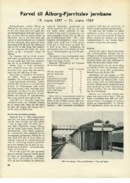 FFJ farvel. Jernbanebladet 1969 nr3 - Jernbanearkivalier