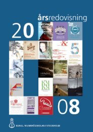 Årsredovisning 2008 (pdf)