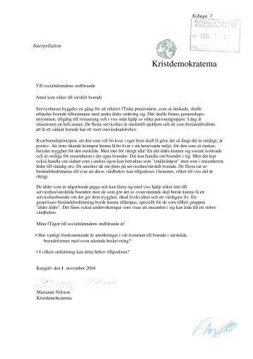 2005-03-07, Bilagor 1-8.pdf - Kungälv