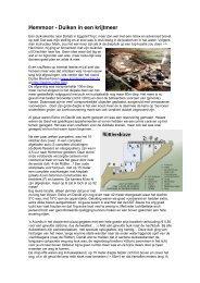 Hemmoor - Duiken in een krijtmeer - Delta Duikteam