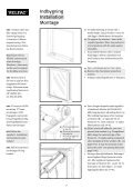 Montagevejledning - 11.2008 Installation guide - 11.2008 ... - Page 7