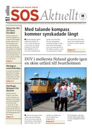 4/2007 - SOS Aktuellt