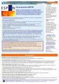 Oprichting van de eerste EGTS in Europa Omzetting van de EGTS in ... - Page 2