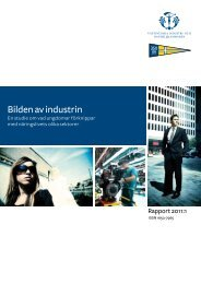 Bilden av industrin - Västsvenska Handelskammaren