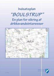 Boulstrup (plan vedtaget af Århus Amt i 2004) - Odder kommune