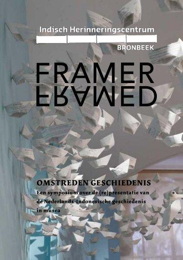 Verslag symposium Omstreden Geschiedenis - Framer Framed