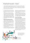 Produktion med sikte på framtiden - Öresundskraft - Page 6