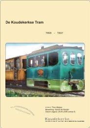 De Koudekerkse Tram - Koudekerke