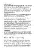 50 åring med høye mål Grunnleggeren ser framover - Olimb - Page 7