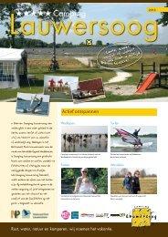 2013 - Camping Lauwersoog
