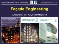 Façade Engineering - Caldwell Consulting