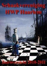Jaarboek 2010-2011 - HWP Haarlem
