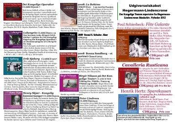 Link til brochure - Erik Harbo operasanger