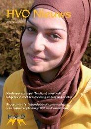 HVO Nieuws najaar 2008 (pdf-1155 kB)